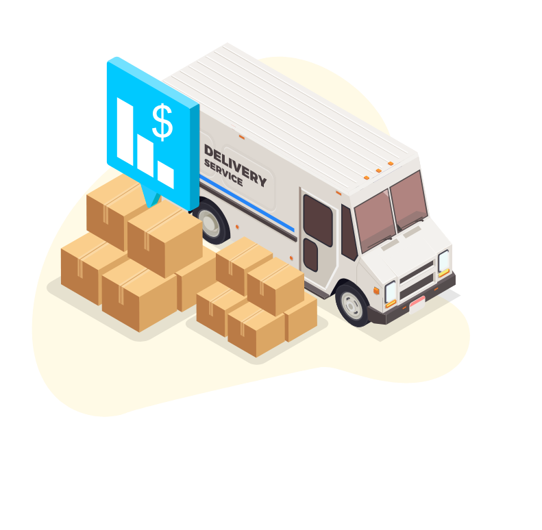 Shipping Pilot will connect you to our shipping hub and arrange the transportation of your products to our warehouse.