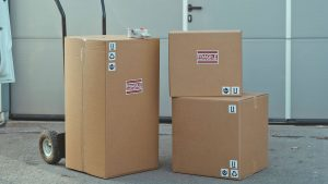 boxes for fulfillment